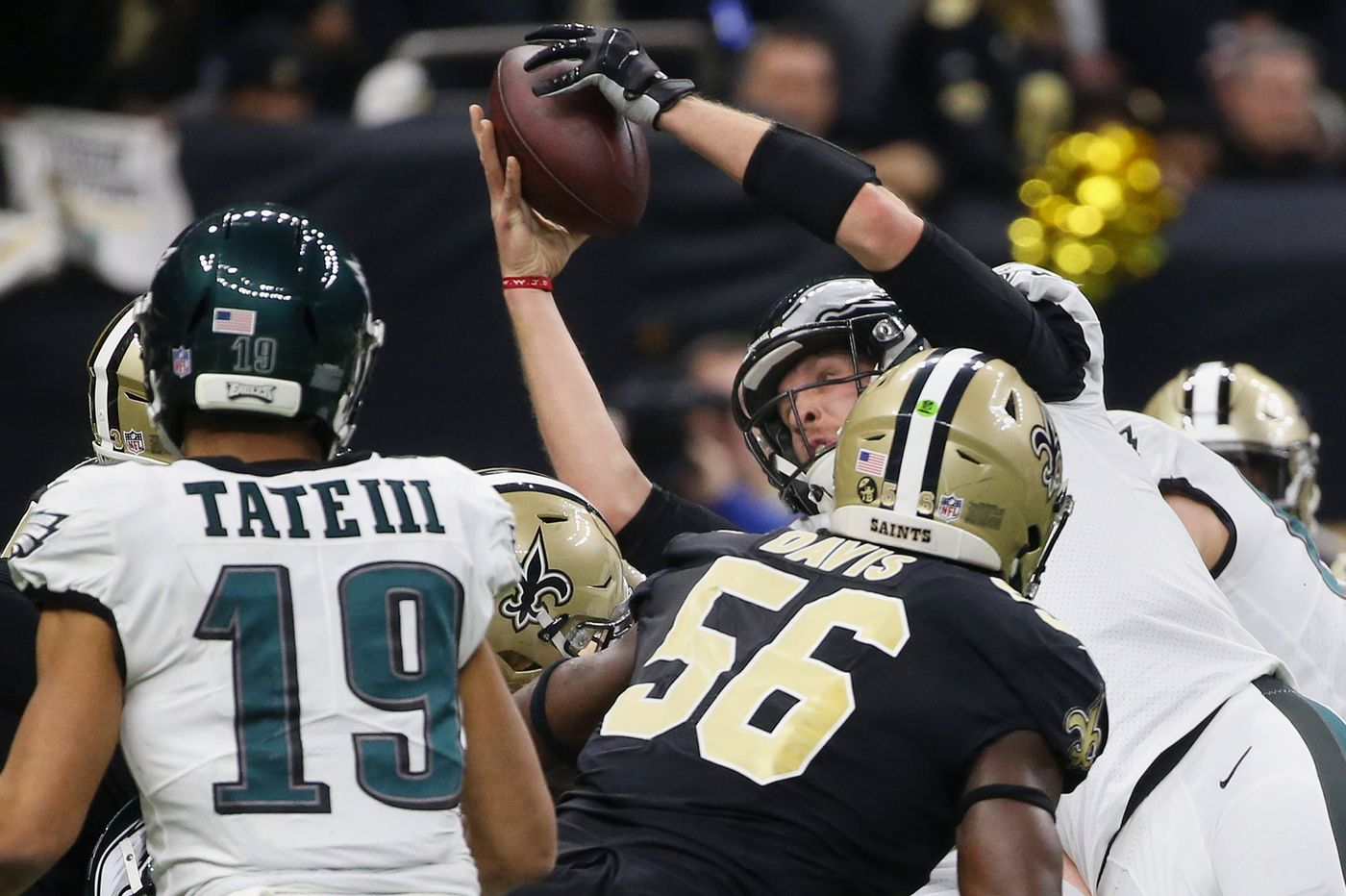 Despite the loss to the Saints, give this Eagles team credit: Everyone gave everything | Mike Sielski