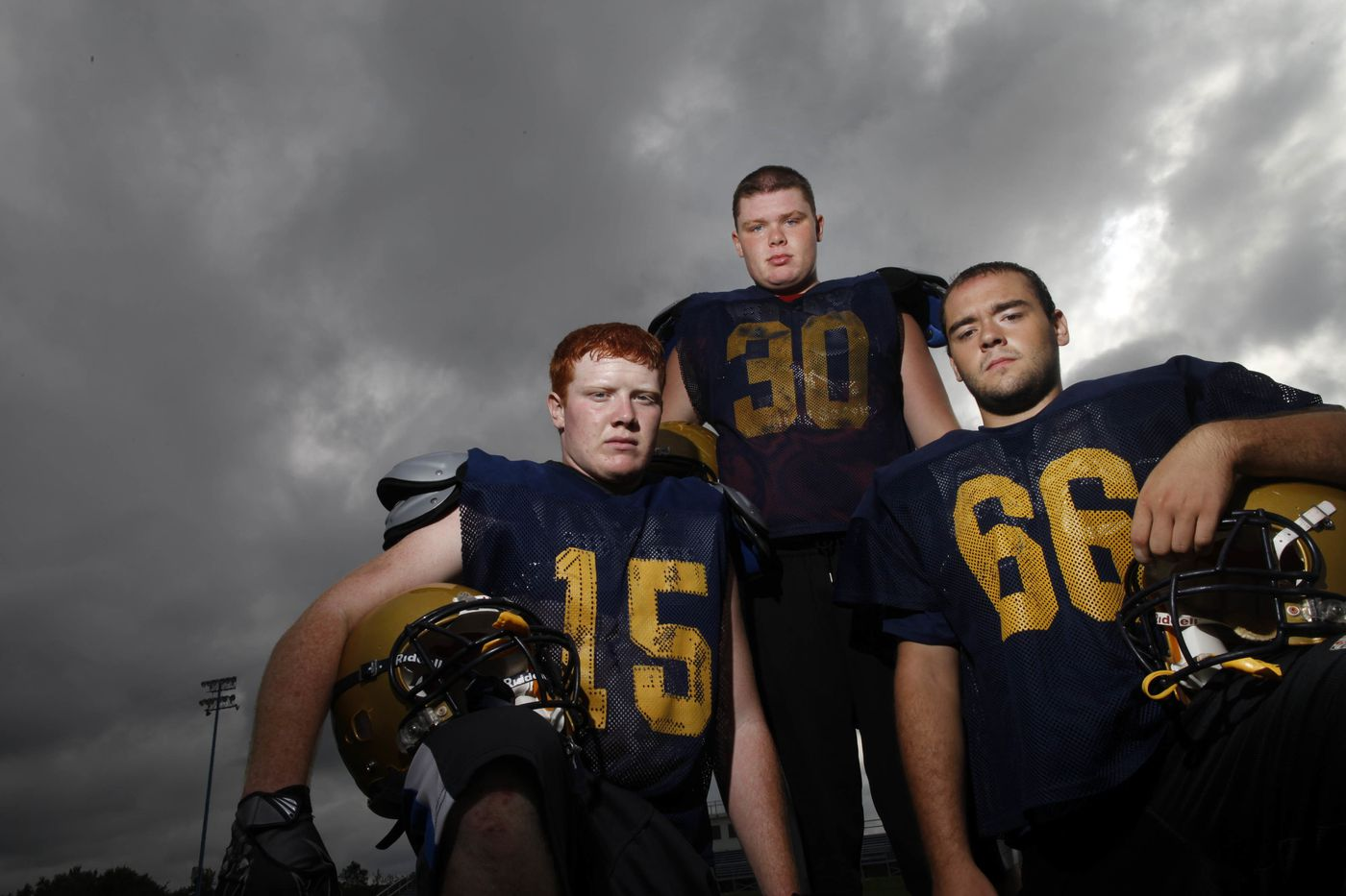 Shanksville high school football players remember 9/11