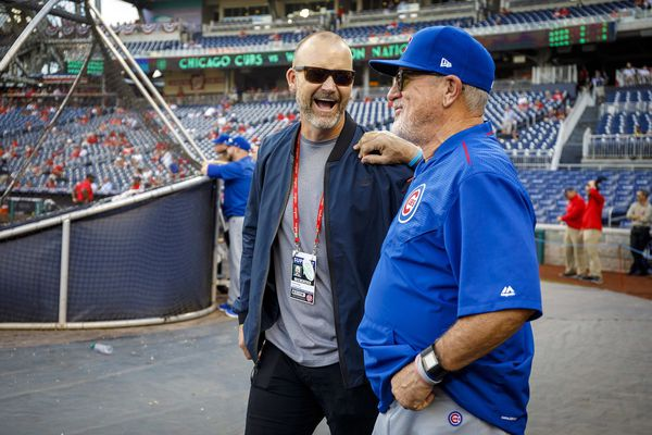 Chicago Cubs, who interviewed Phillies favorite Joe Girardi, hired David Ross as manager