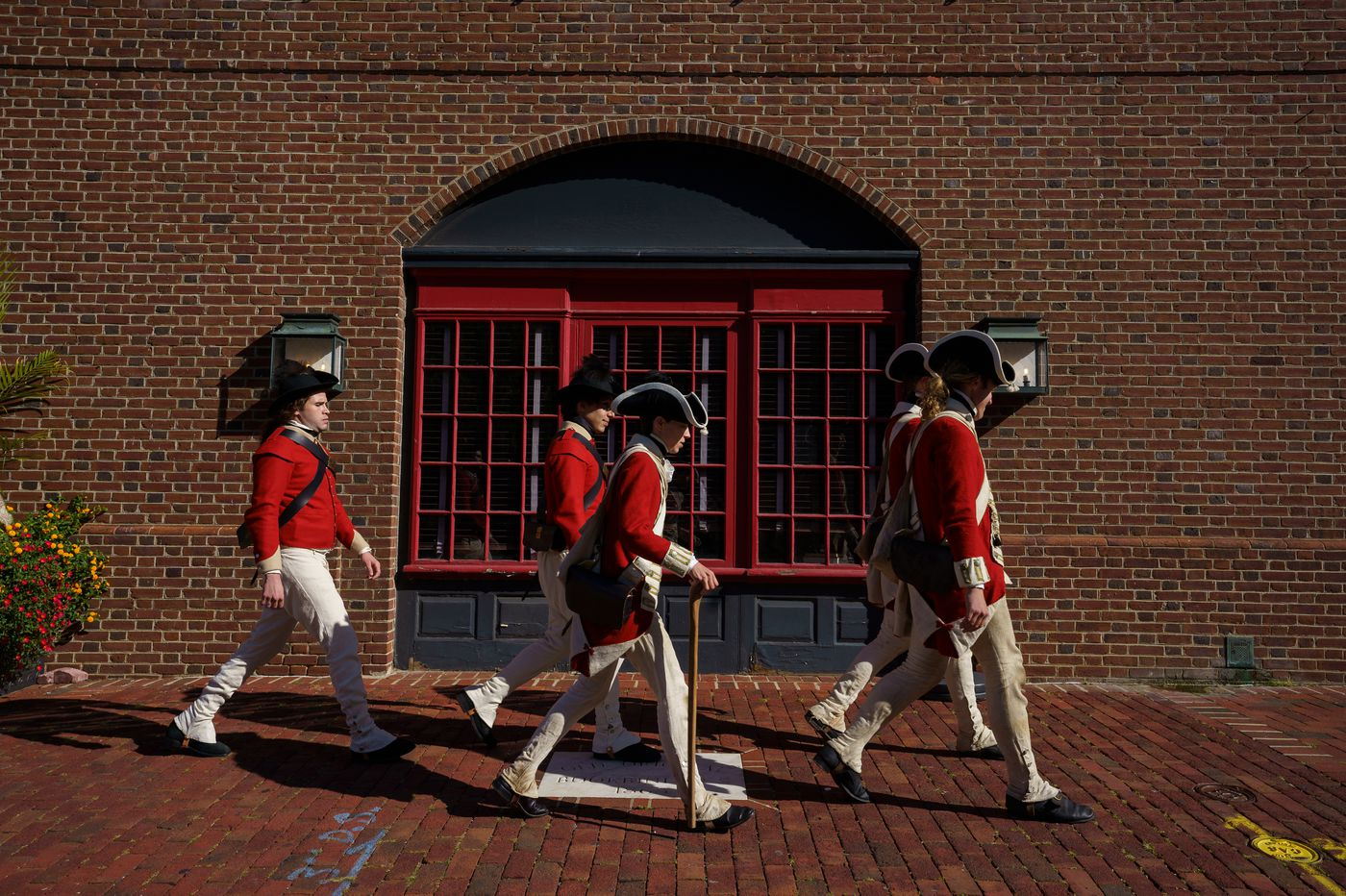 Experience Occupy Philly, Revolutionary War-style, this weekend in Old City