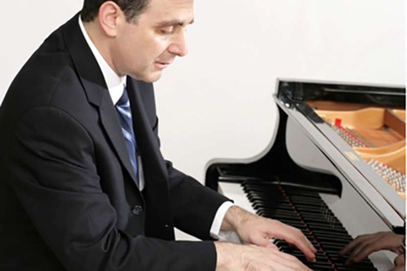 George Gershwin, possible ADHD sufferer, a 'life saved by music'