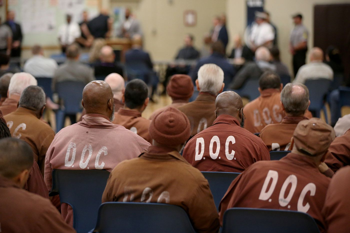 Lawsuit challenges Pennsylvania's mandatory life prison terms for some murder convictions