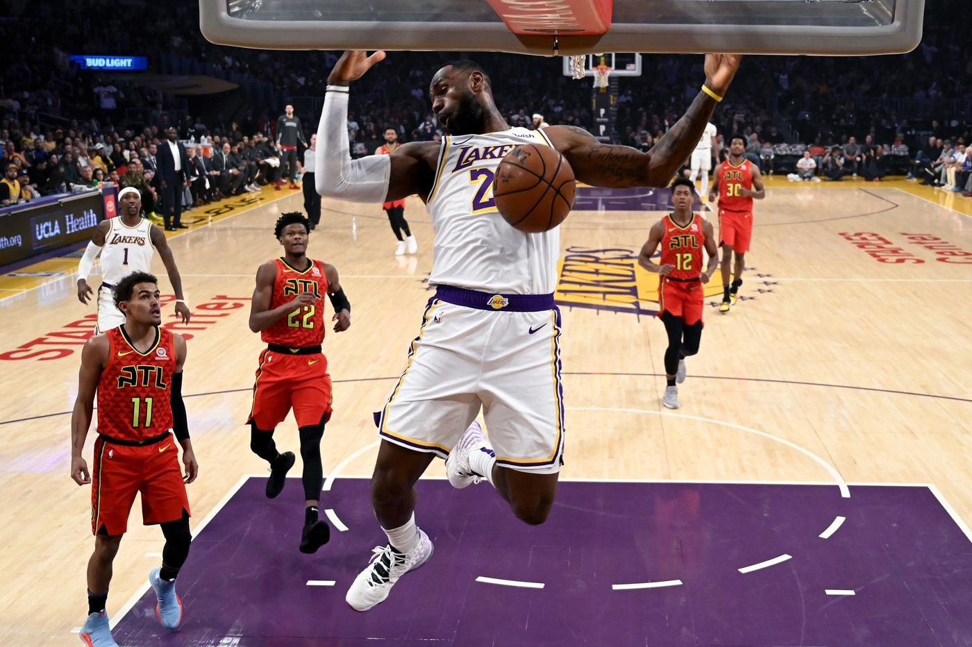 NBA power rankings: Sixers drop out of top 10; Lakers move to top