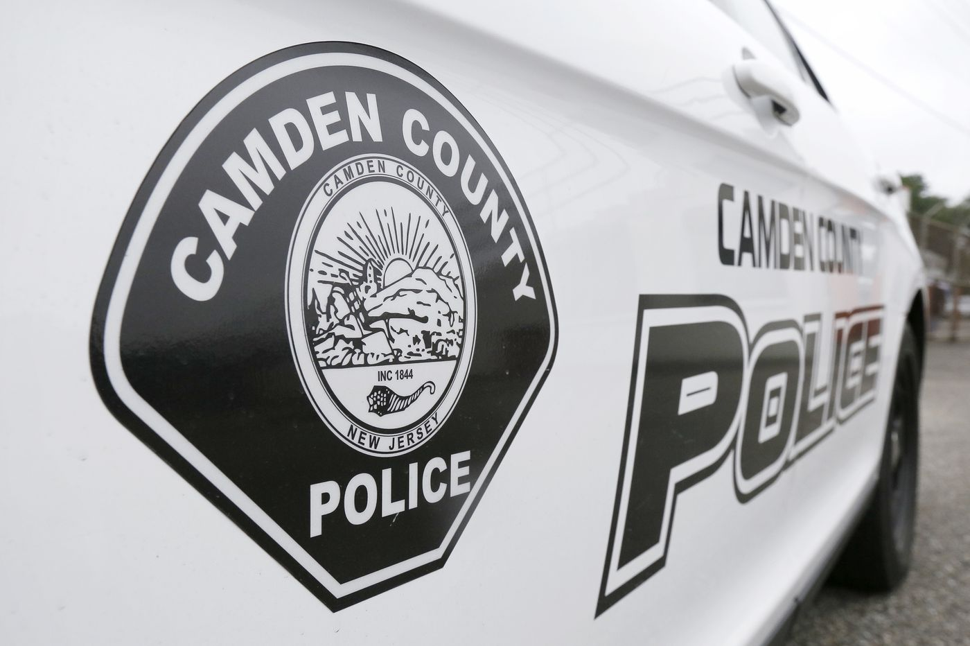 Camden County police officer charged with punching unarmed suspect