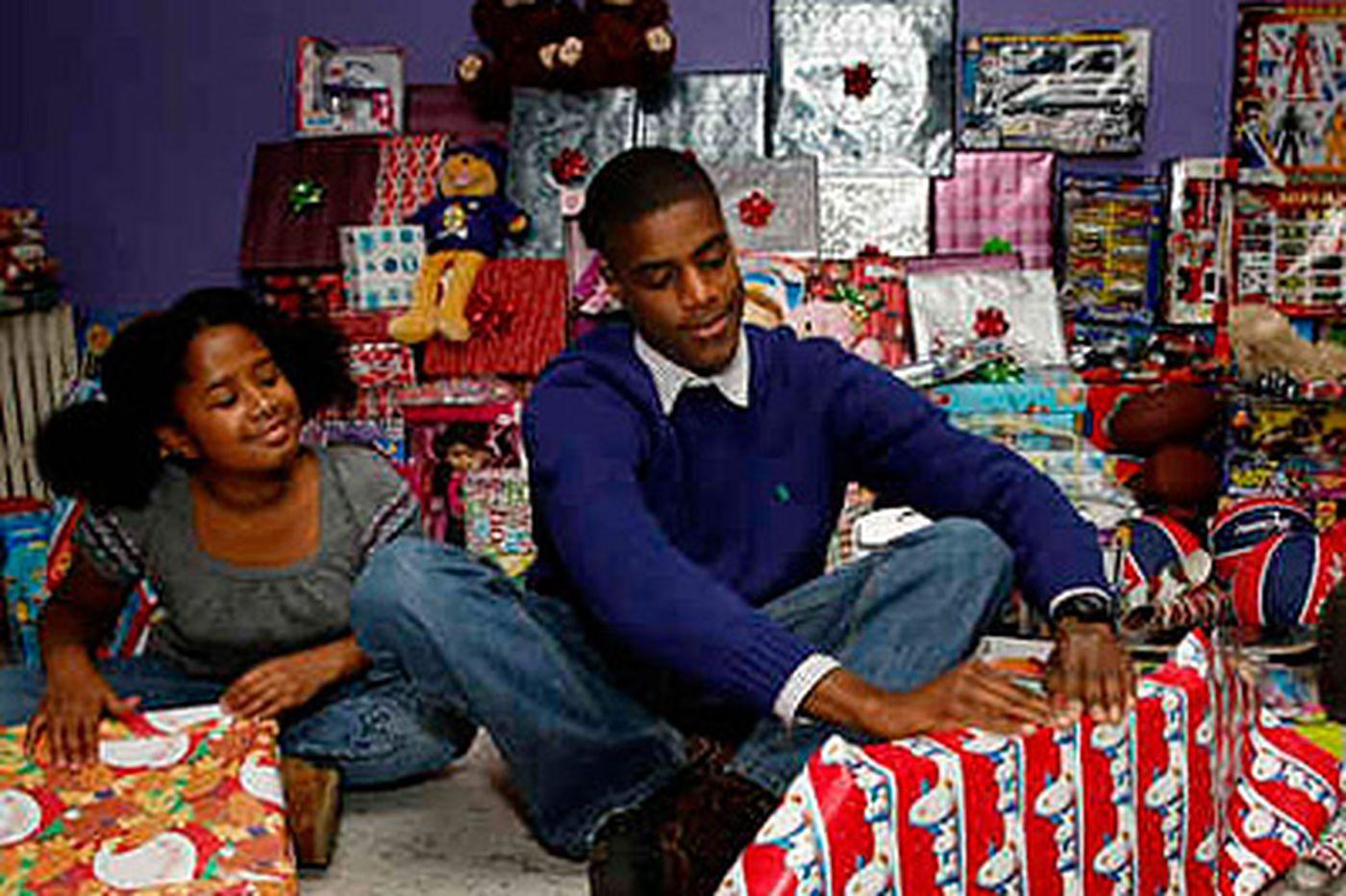 Young Overbrook entrepreneur turns junk into joy