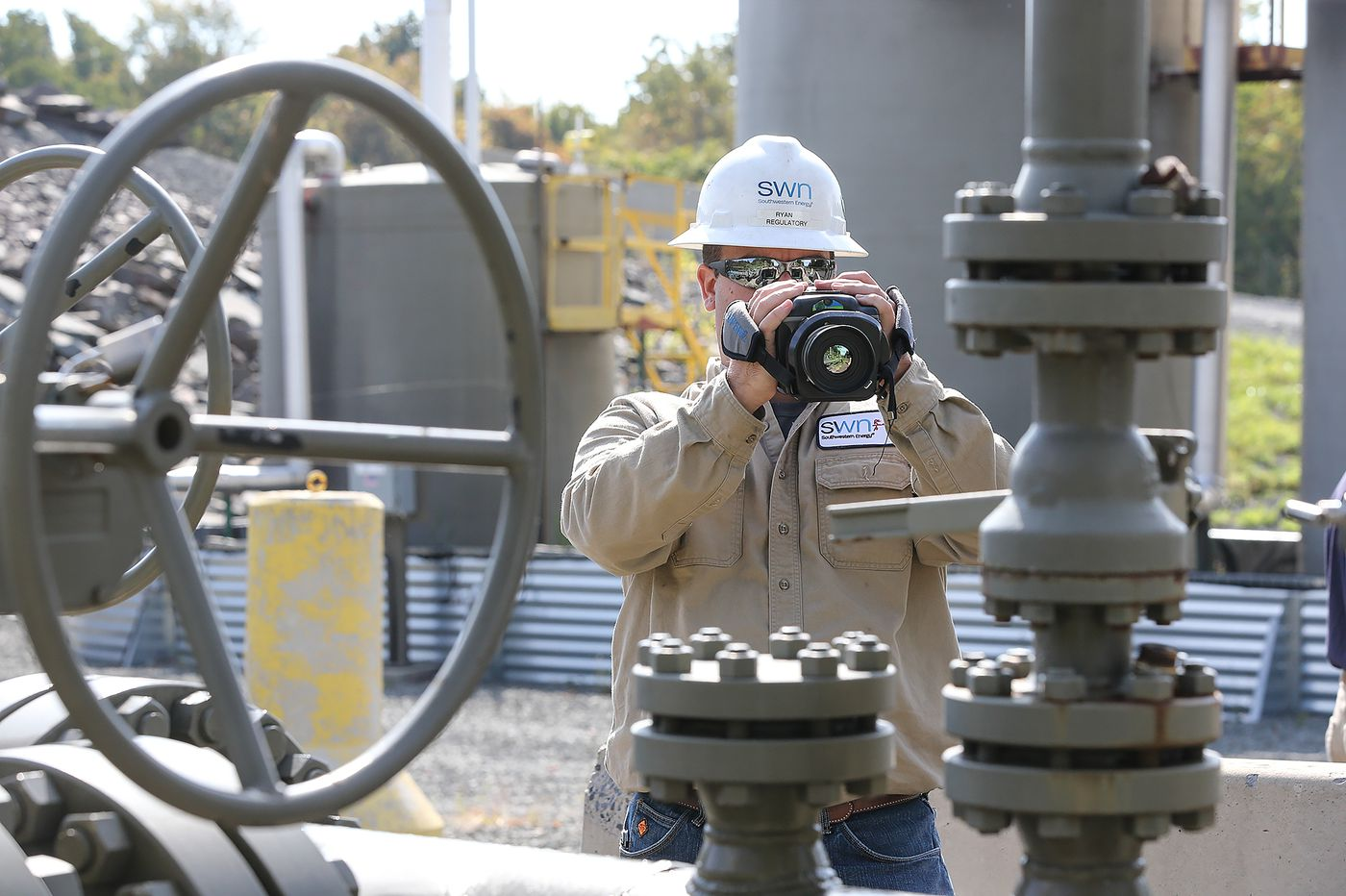 Pennsylvania moves to curb methane pollution at natural-gas sites