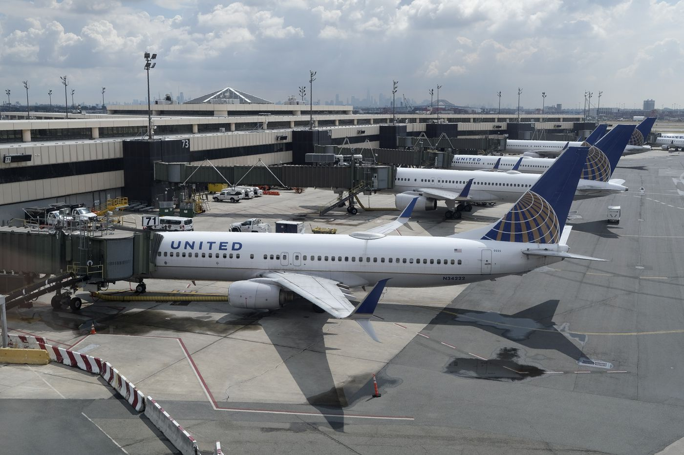 United Airlines to offer free coronavirus testing on select Newark-to-London flights