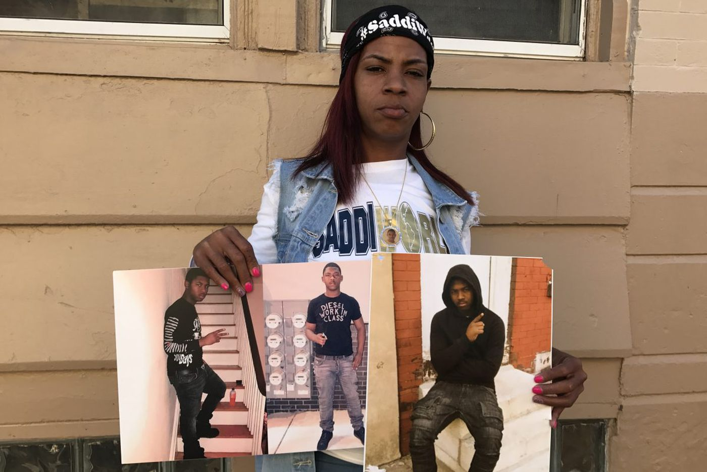Another Philly mother waits for her son's killer to be caught | Helen Ubiñas