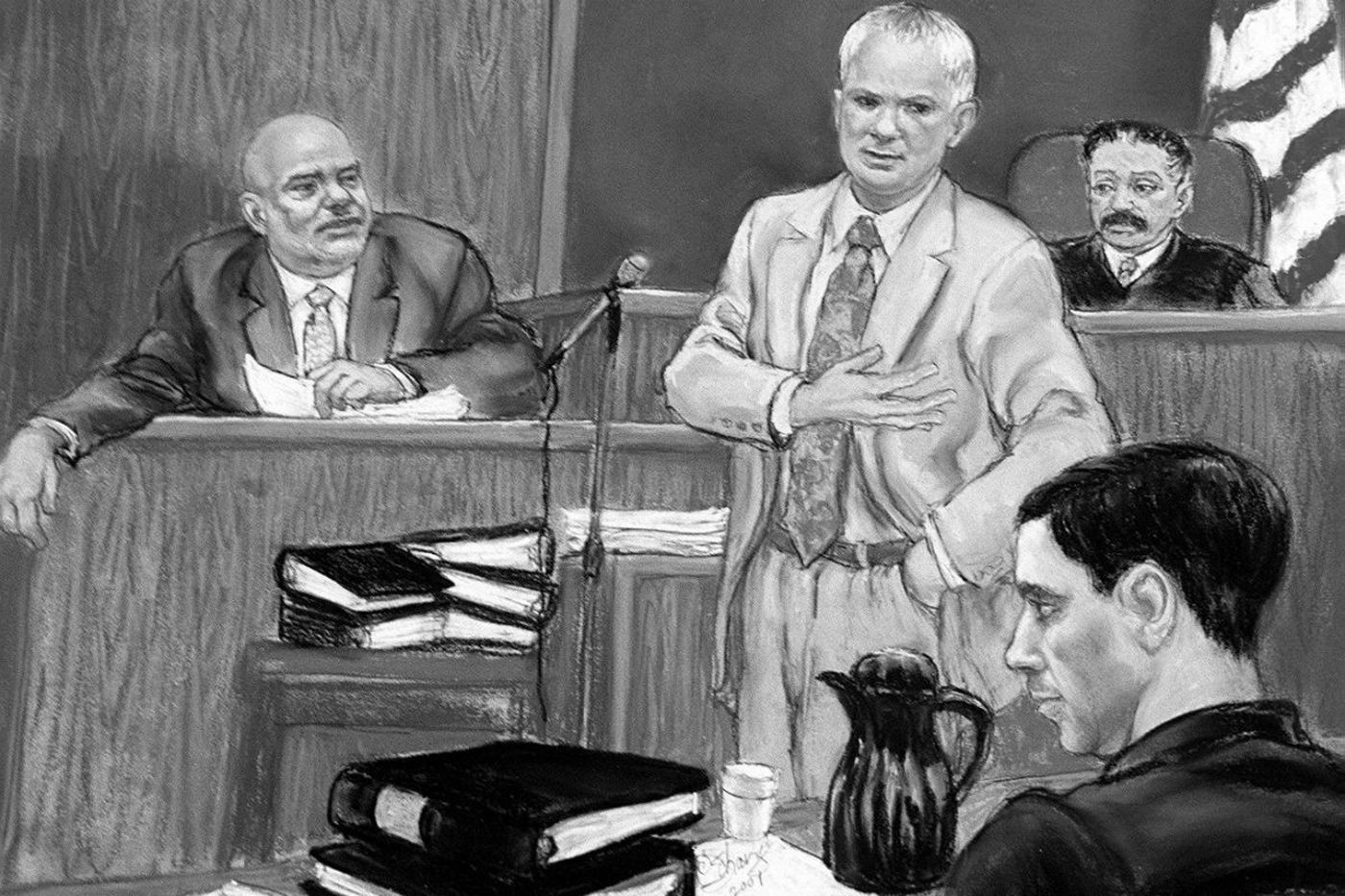 From the archives: Key witness? Wiseguy Ron Previte