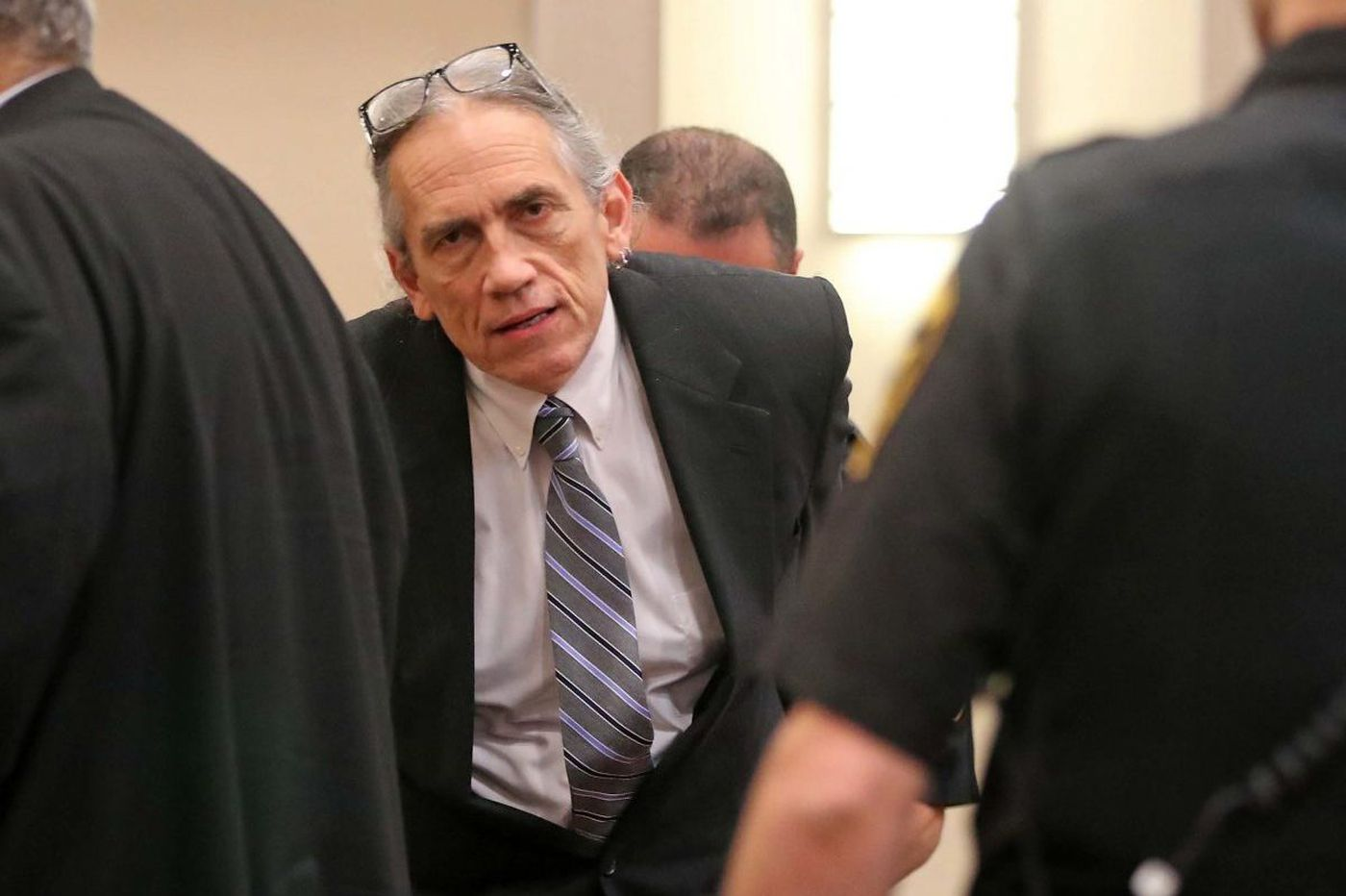 Freddy Augello, 'hands dripping red with the blood of April Kauffman,' convicted of her murder