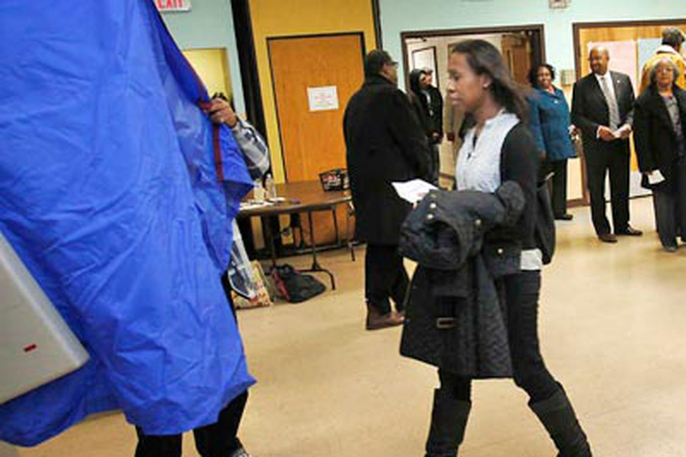 Women propel Obama to second term
