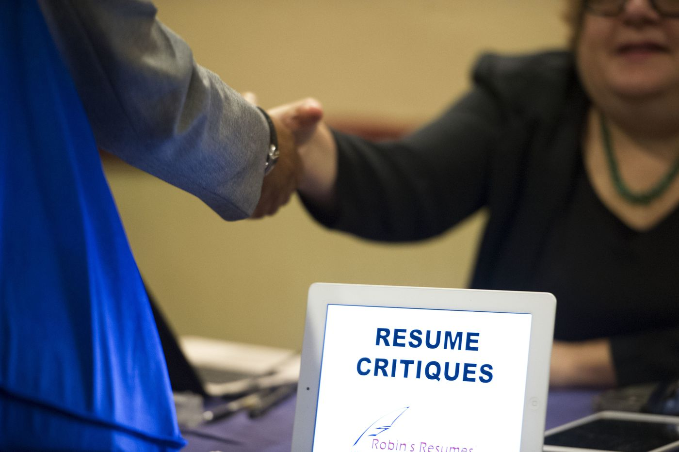 Philly's 'largest job fair' is on Thursday, with 130 employers including Aramark, Comcast and Wawa