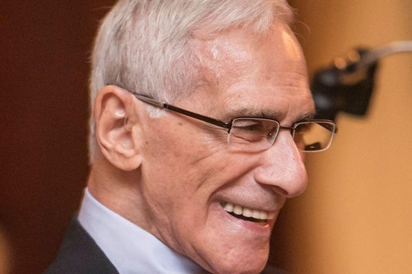 Leonard Mellman, a Philadelphia real estate manager and developer, dies at 96