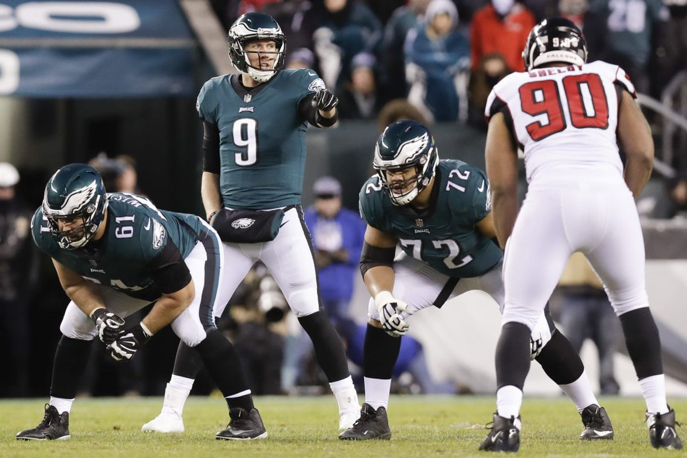 Eagles film review: Nick Foles' tale of two halves could lead to a Super Bowl