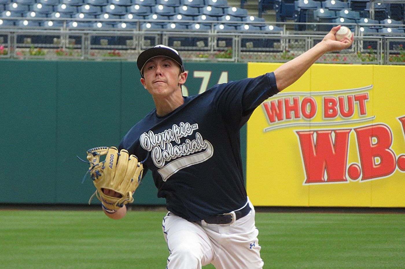 Another comeback vaults Olympic-Colonial into Carpenter Cup baseball championship