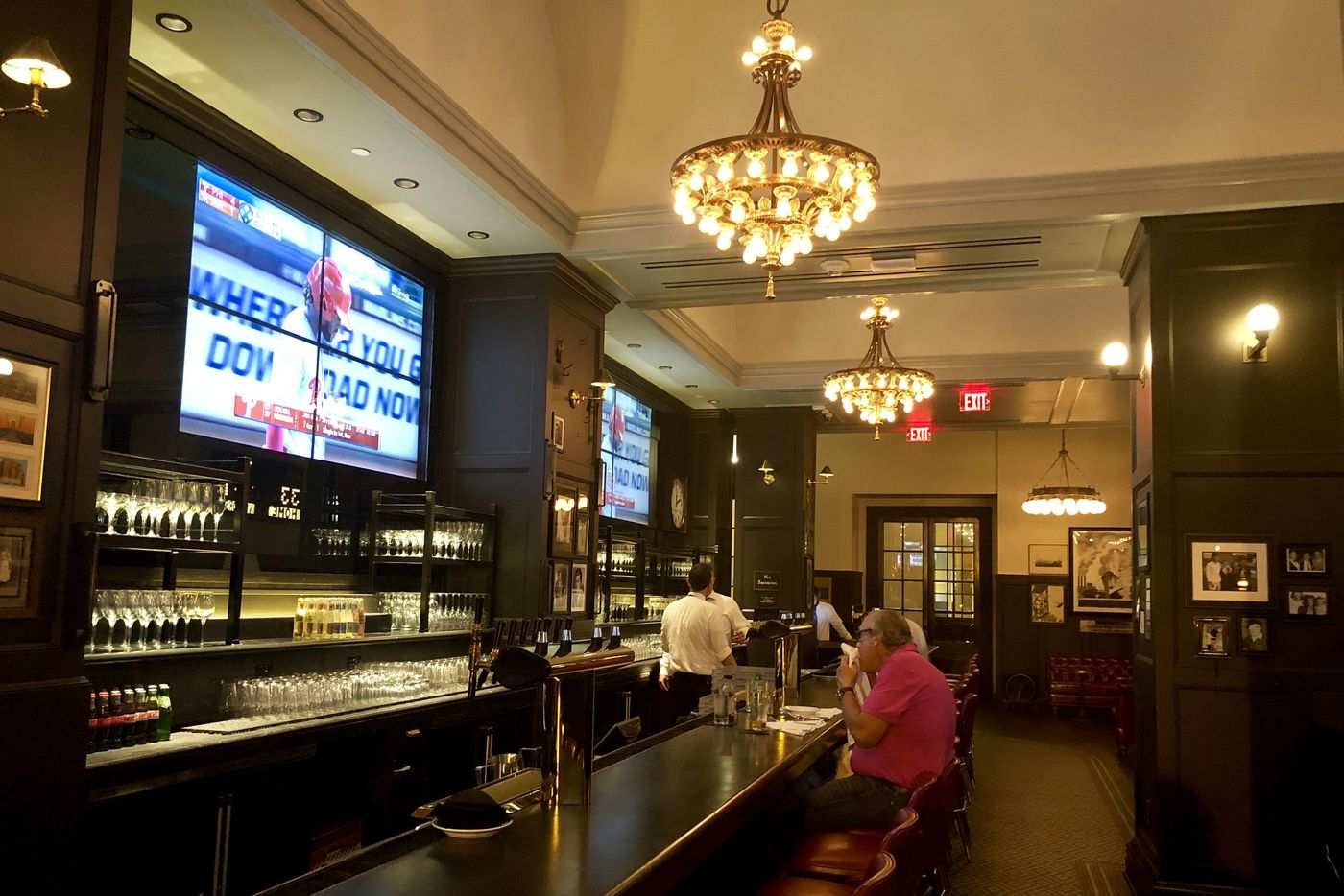 P.J. Clarke's, the NYC bar, opens in Philly – after 921 days