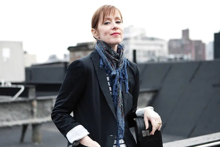 Suzanne Vega will perform Monday at World Cafe Live with collaborator Gerry Leonard.