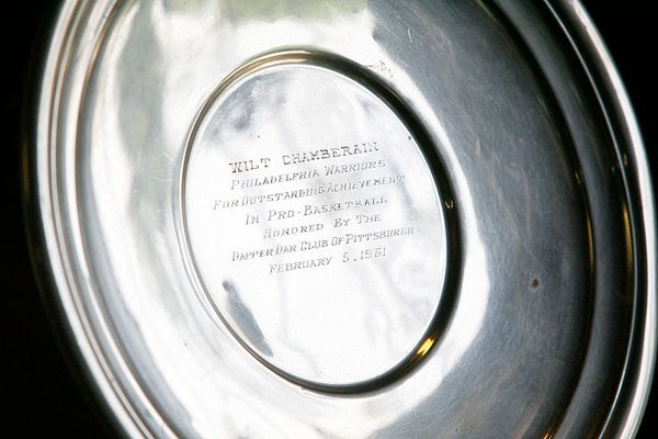 Serving up Philly sports memories on a silver platter