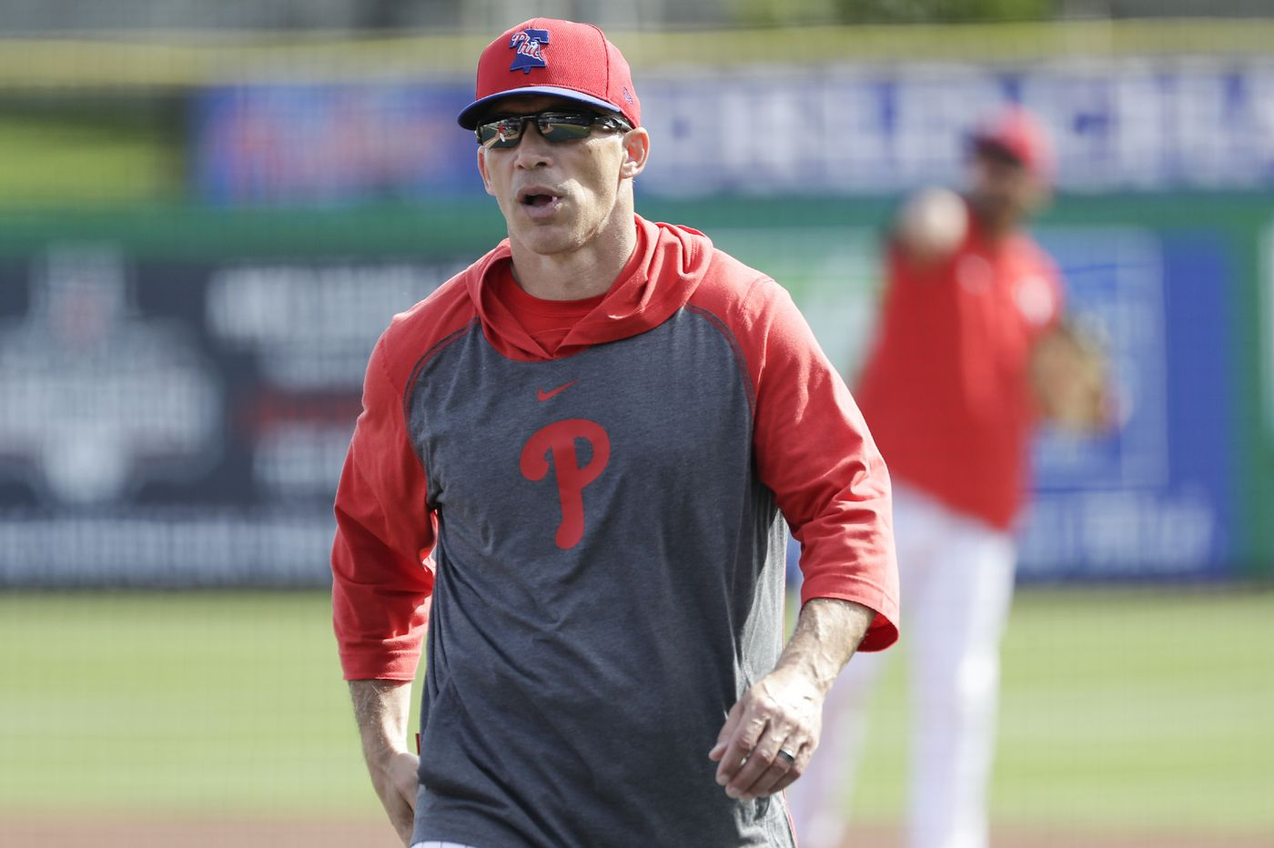 Phillies manager Joe Girardi returning to broadcasting, at least during spring training