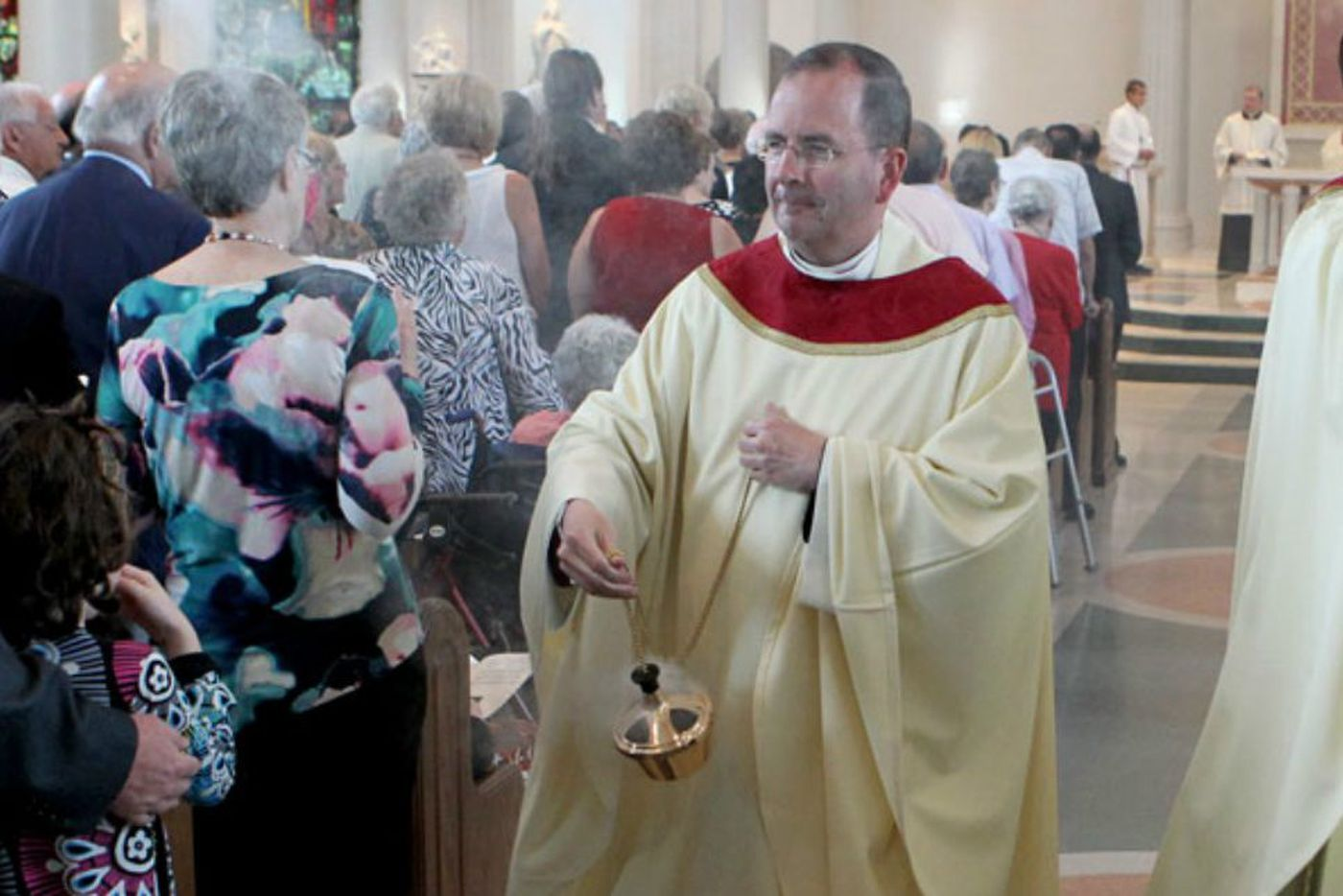 Chesco DA's Office contacts archdiocese about Downingtown pastor's secret bank account