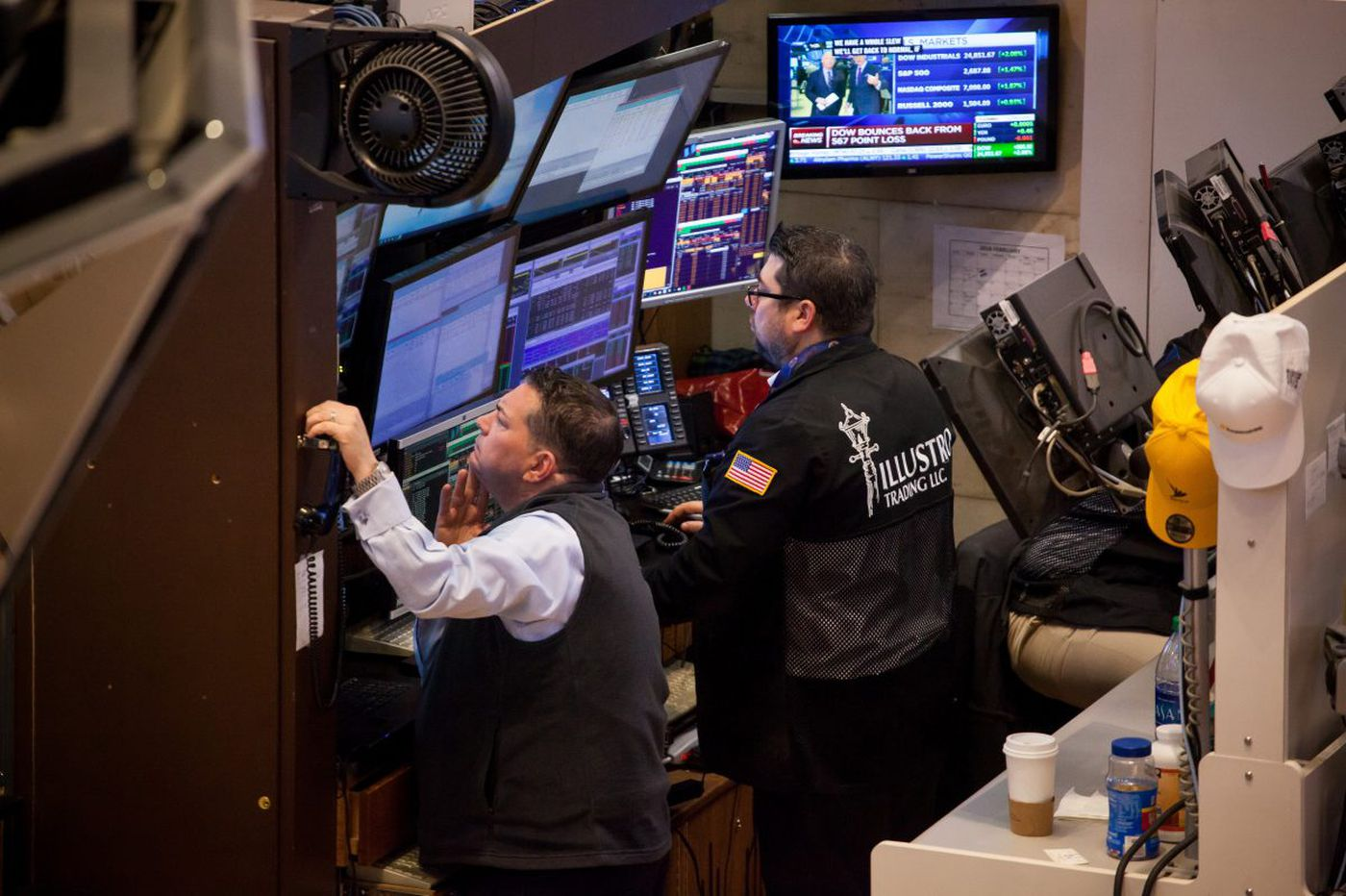 Amateur investors get burned on Wall Street's hottest VIX trades