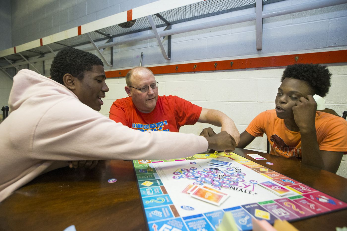 Frankford coach fights to save players from gun violence; The buildings Philadelphians want to save | Morning Newsletter