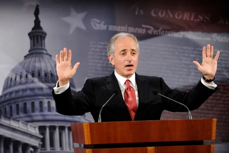 Sen. Bob Corker (R., Tenn.) said the Bush administration undercut his negotiating power with the UAW by making clear the industry would get a lifeline if talks with Congress collapsed.