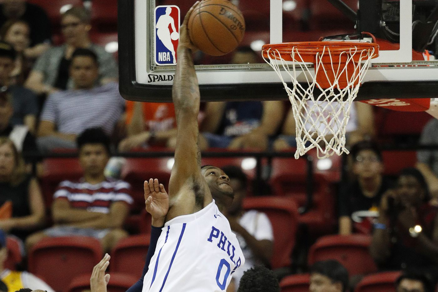 Cameron Oliver's summer league play with Sixers is turning heads