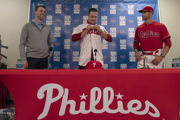 J.T. Realmuto will wear a regal Phillies number | Bob Brookover