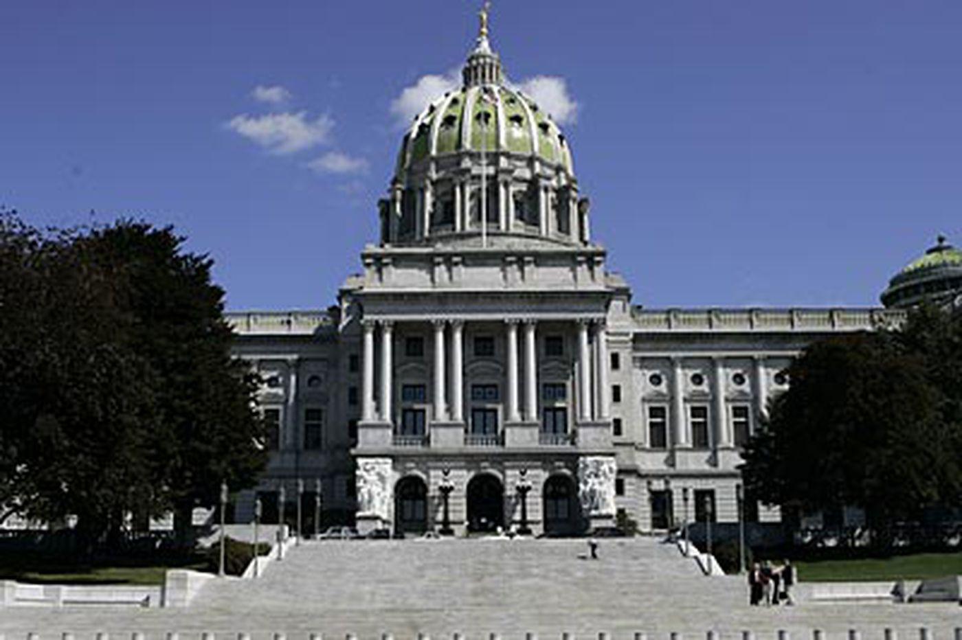 Editorial: This is a legislature?