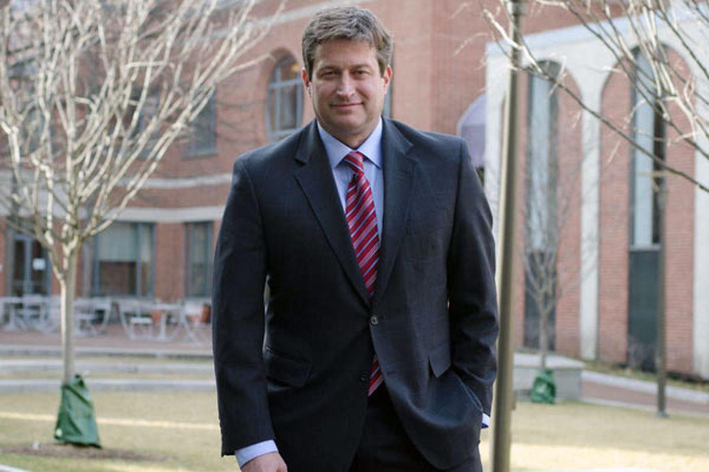 New Penn law school dean has grip on complexity