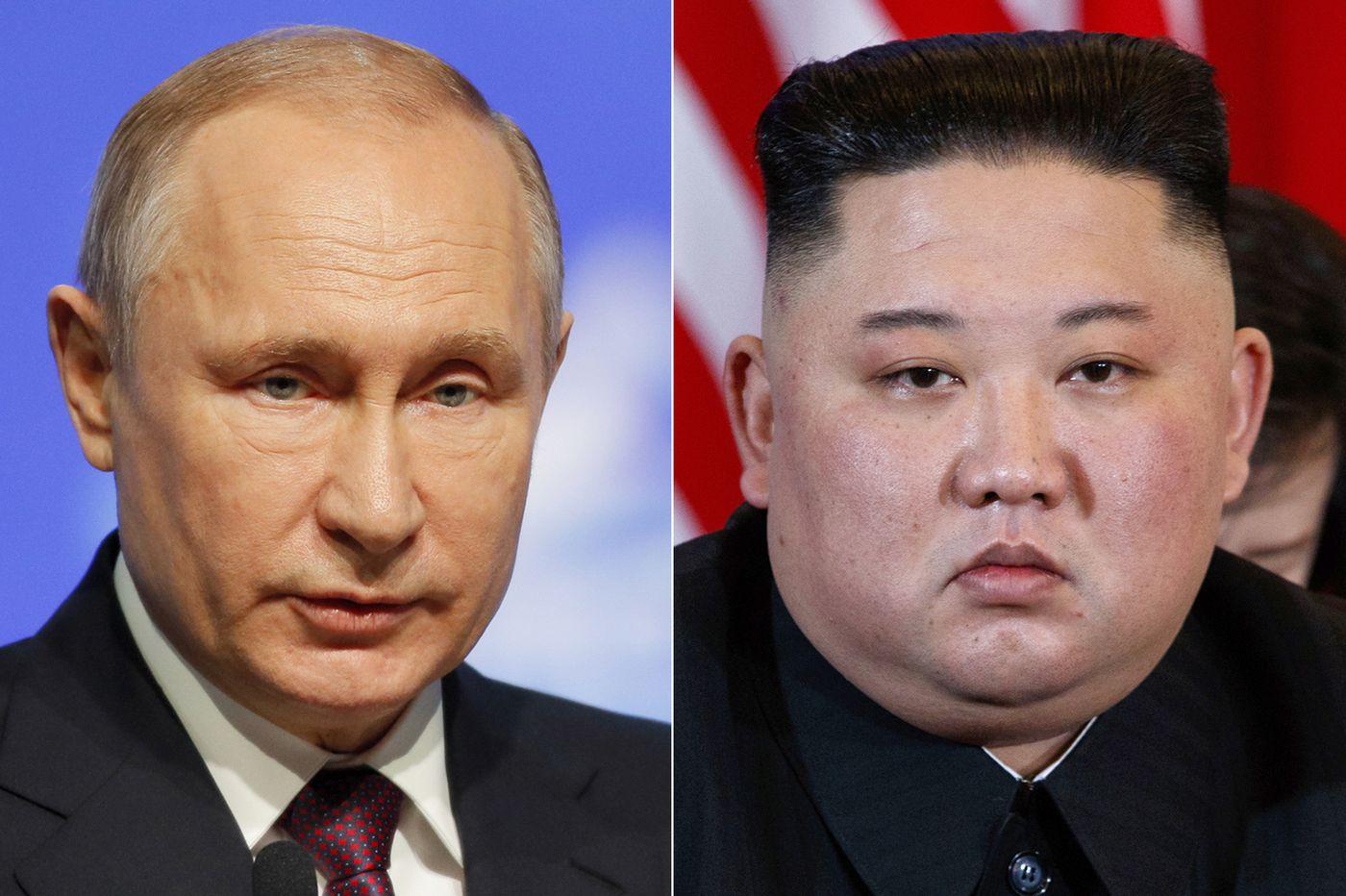Putin, Kim to meet in Russia's Far East on Thursday