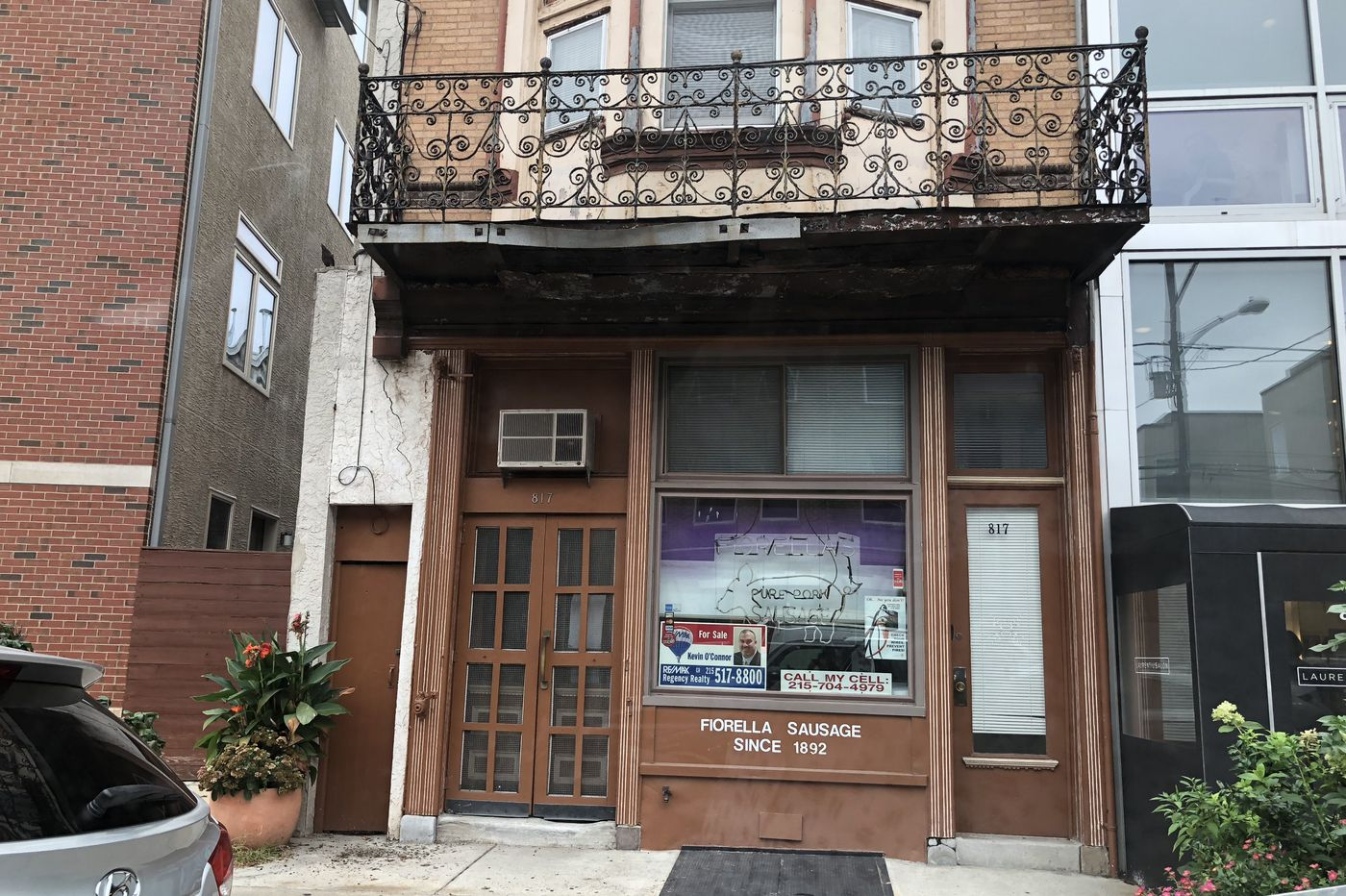 South Philly butcher shop Fiorella's Sausage is for sale
