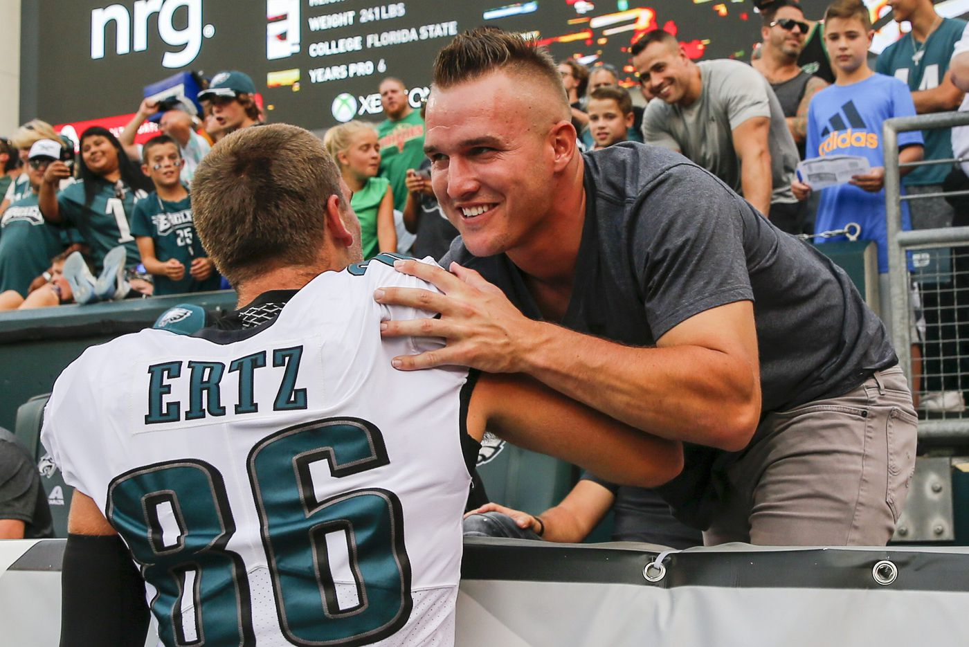 Want to market Mike Trout? Bring him to Philly | Extra Innings