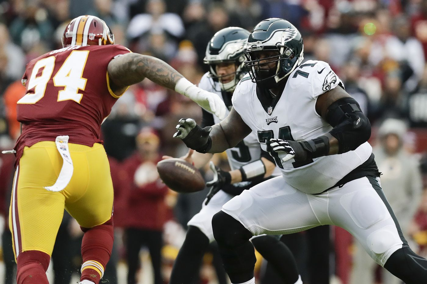 Jason Peters will return to Eagles for 11th season with new one-year deal  for 2019 4601bc186