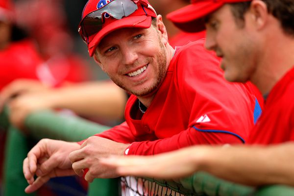 Phillies great Roy Halladay elected to Baseball Hall of Fame as part of 2019 class