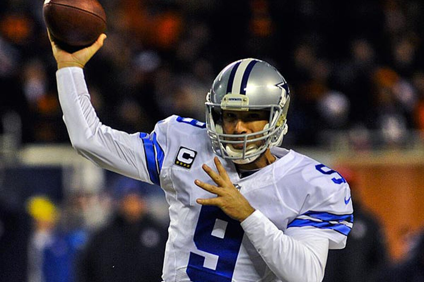 Romo, Cowboys set for quick rematch with Eagles