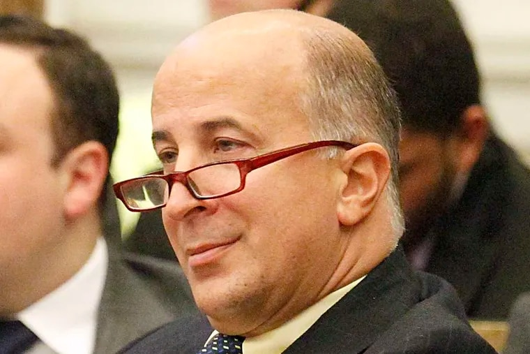 Councilman Mark Squilla wants to ban plastic bags from retail stories in Philadelphia.