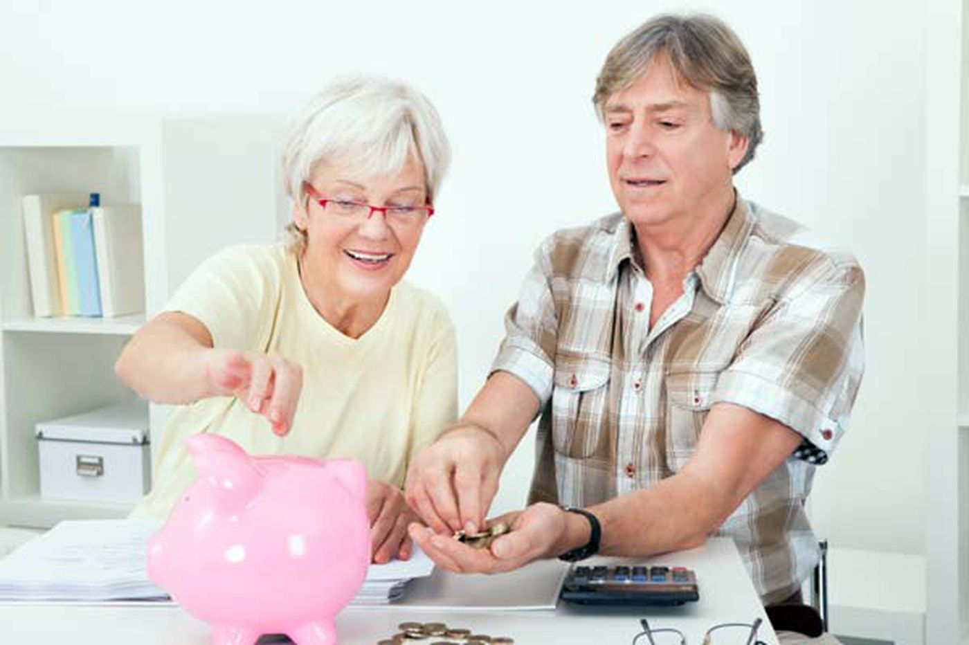 Go to the top of your retirement adviser's priority list