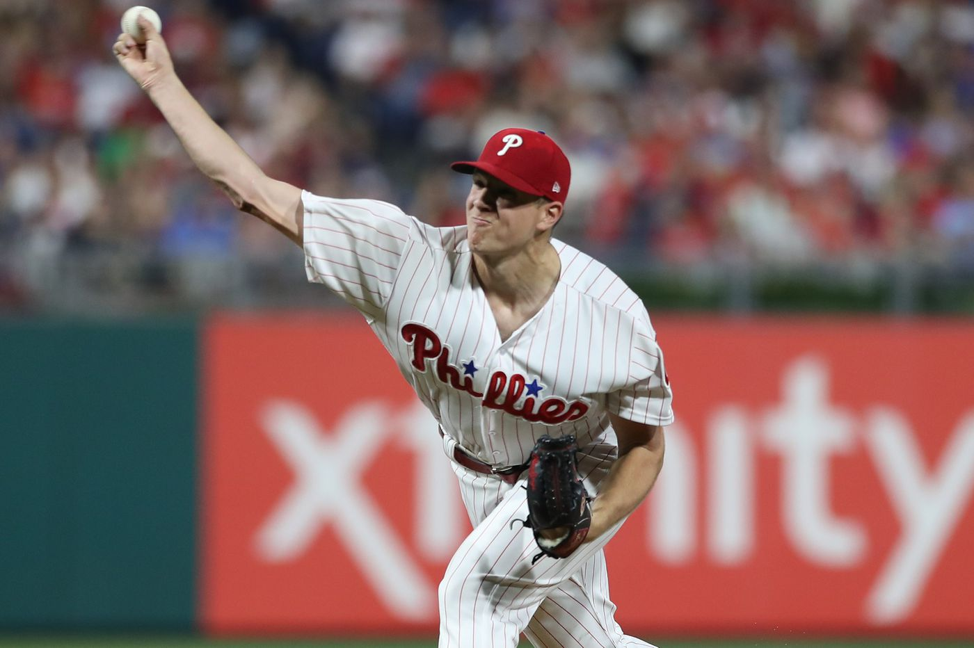 Phillies' Nick Pivetta is the man with the xFIP factor | Bob Brookover
