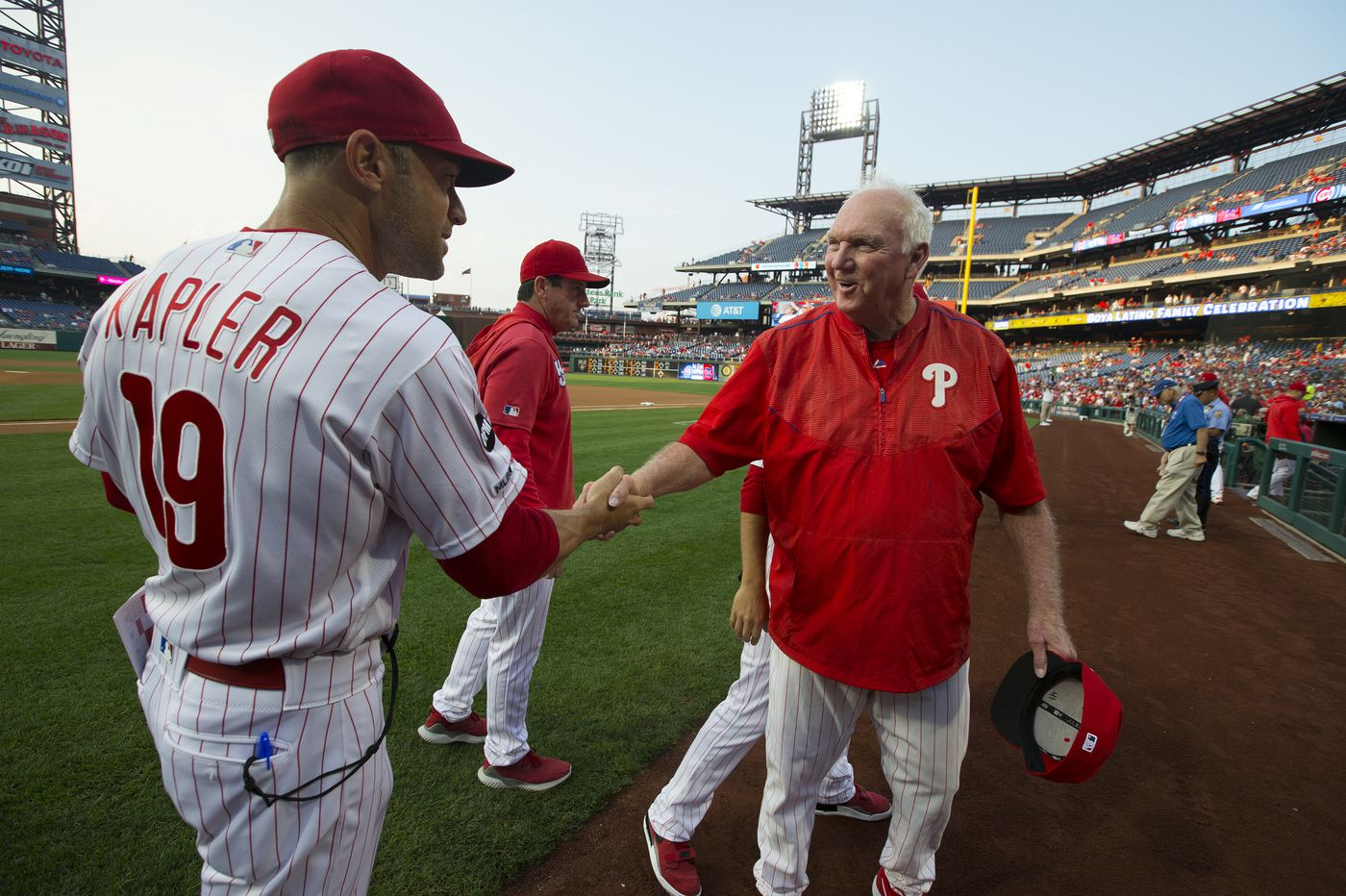 Greg Gross thinks Charlie Manuel's old-school ways could be perfect marriage with analytical approach | Bob Brookover