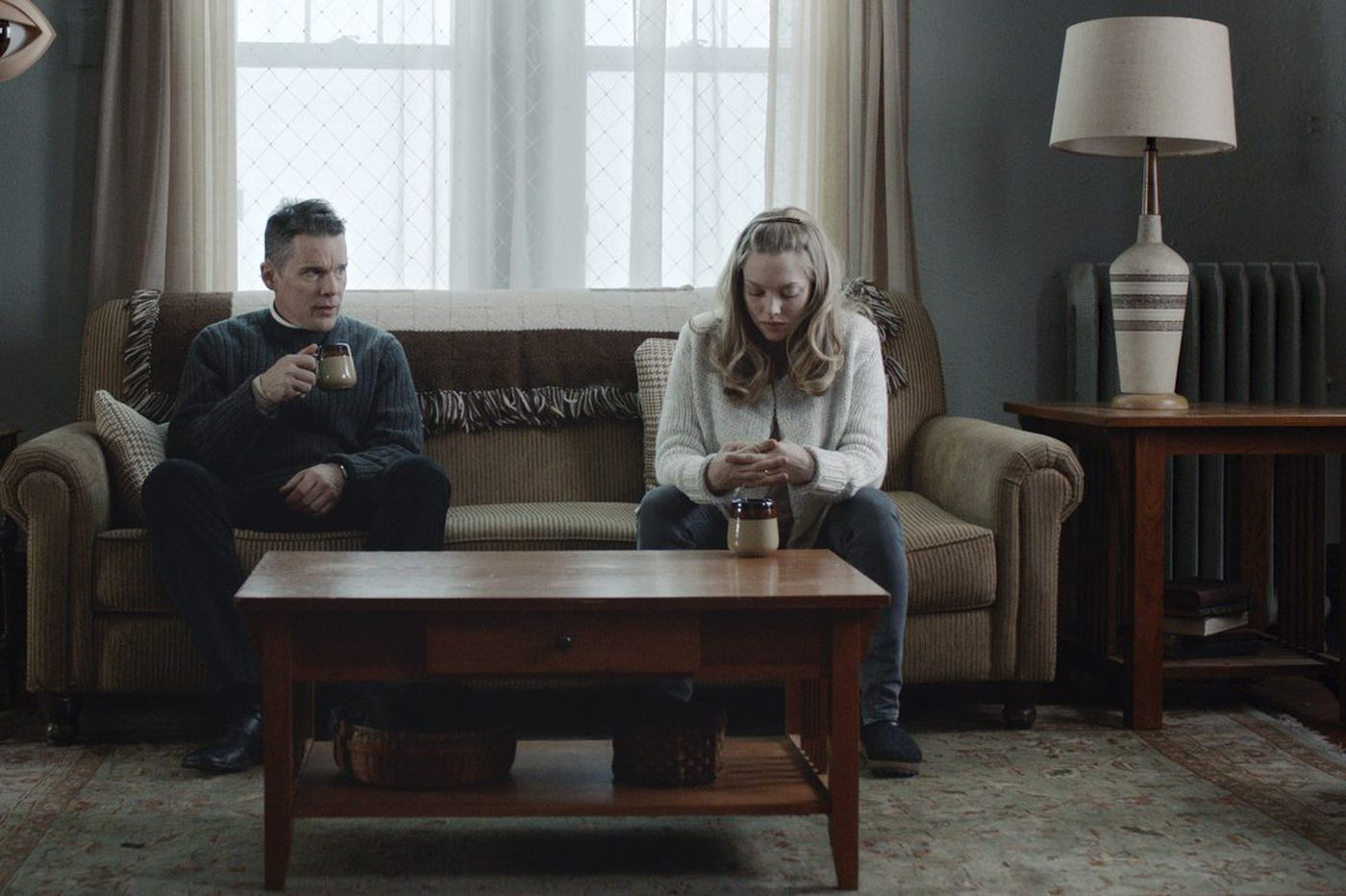 'First Reformed': Ethan Hawke's excellent turn as a conflicted reverend has a 'bonkers' ending