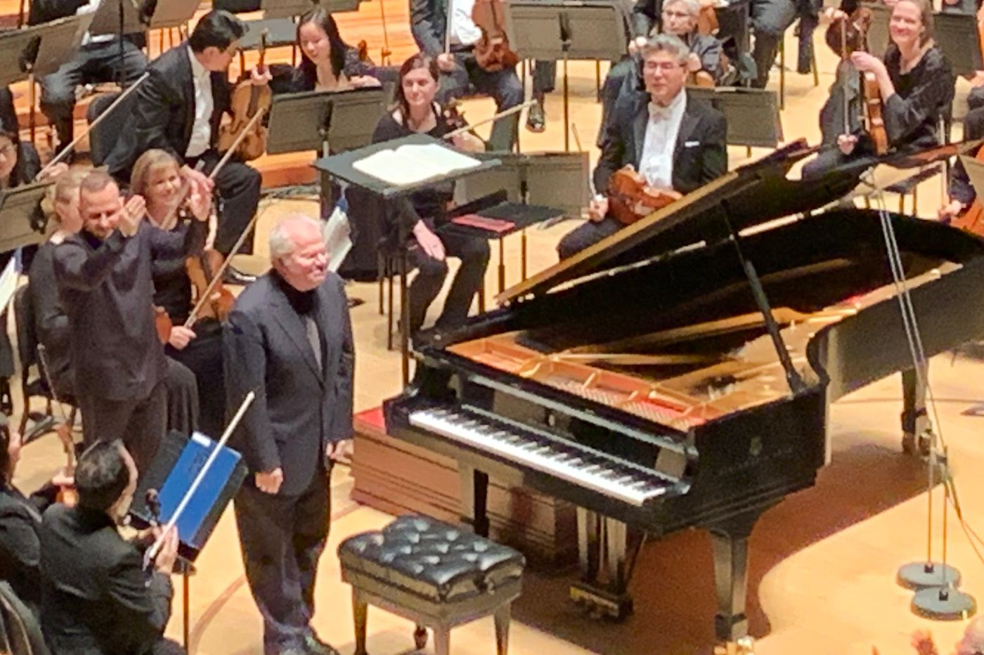 Emanuel Ax at the Philadelphia Orchestra: Greatness personified