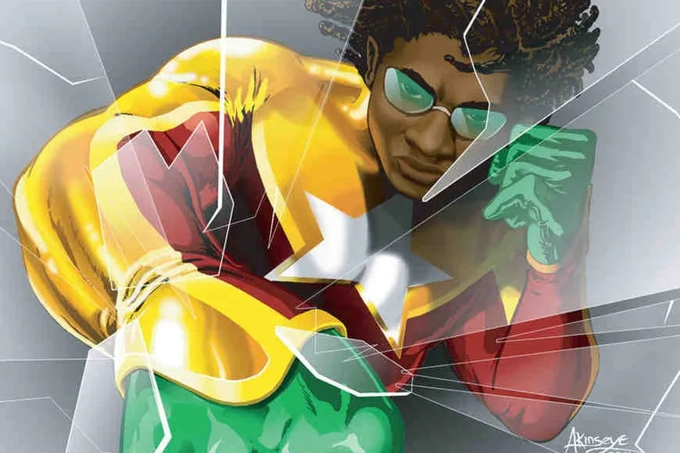 The East Coast Black Age of Comics Convention begins Friday evening at the African American Museum into Saturday at the Crowne Plaza.
