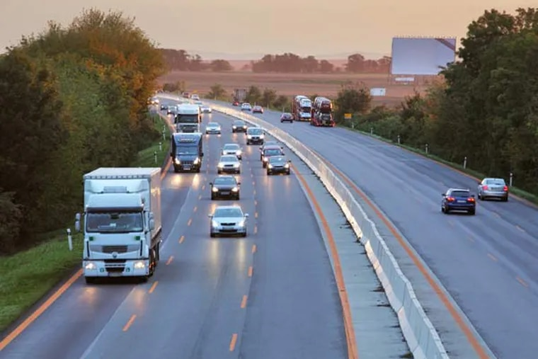 Drivers can improve fuel economy by traveling at steady speeds, anticipating stops and making sure tires are properly inflated. (Photo courtesy Fotolia/TNS)
