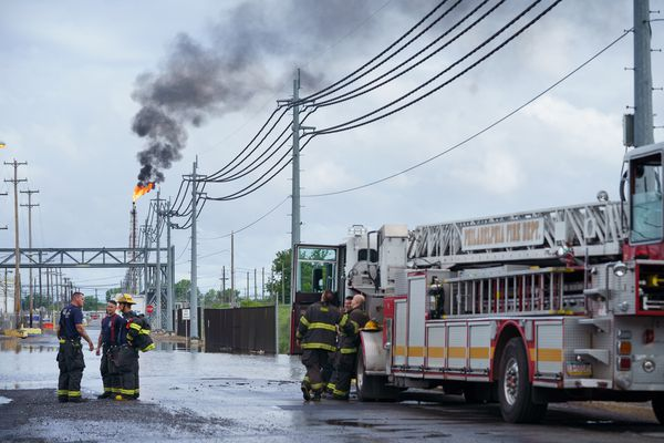 Philly had just trained for an incident like refinery fire: 'It worked out exactly how it should have'