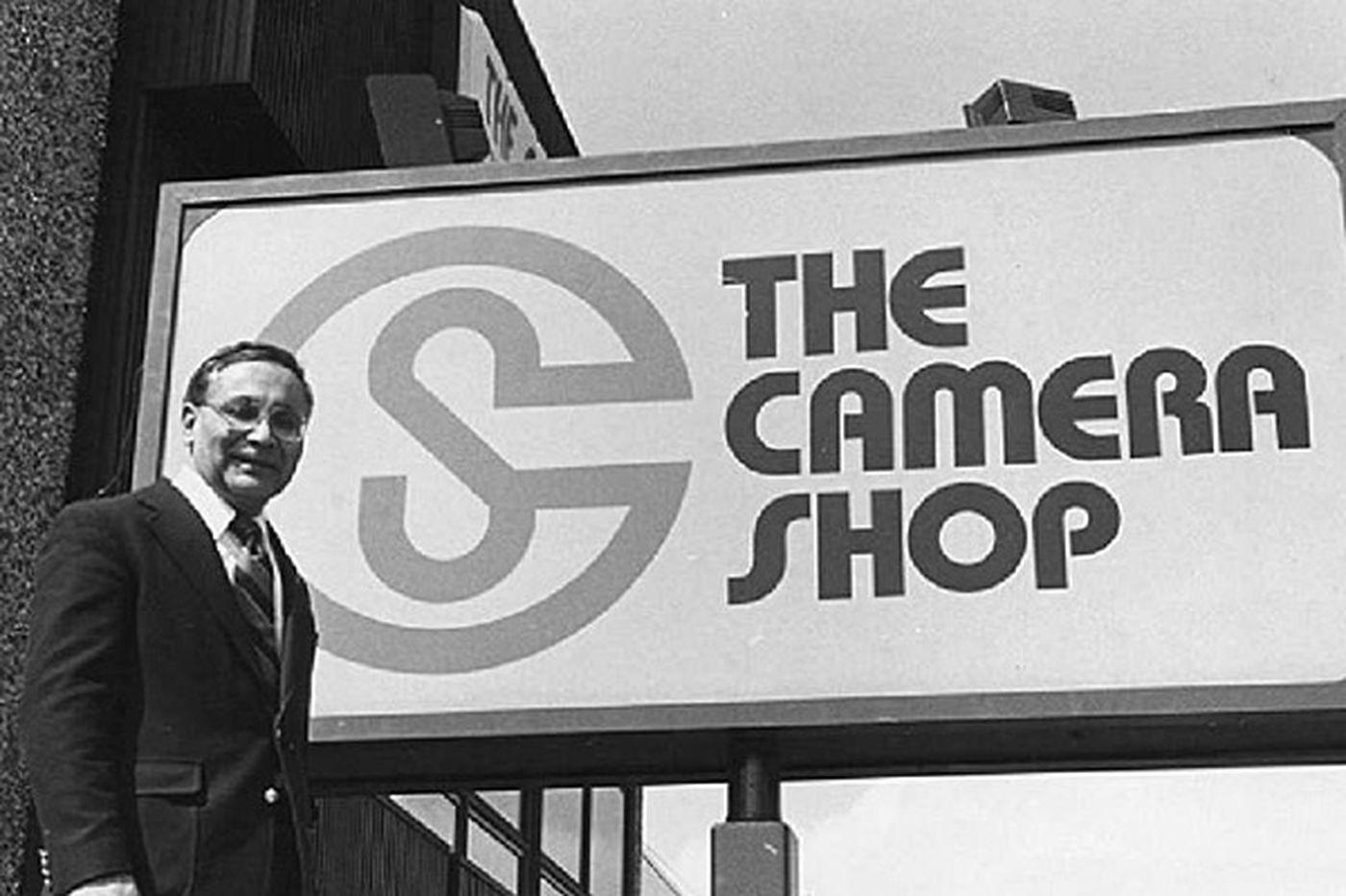 Edward Bogosian; owned Camera Shop of Bryn Mawr