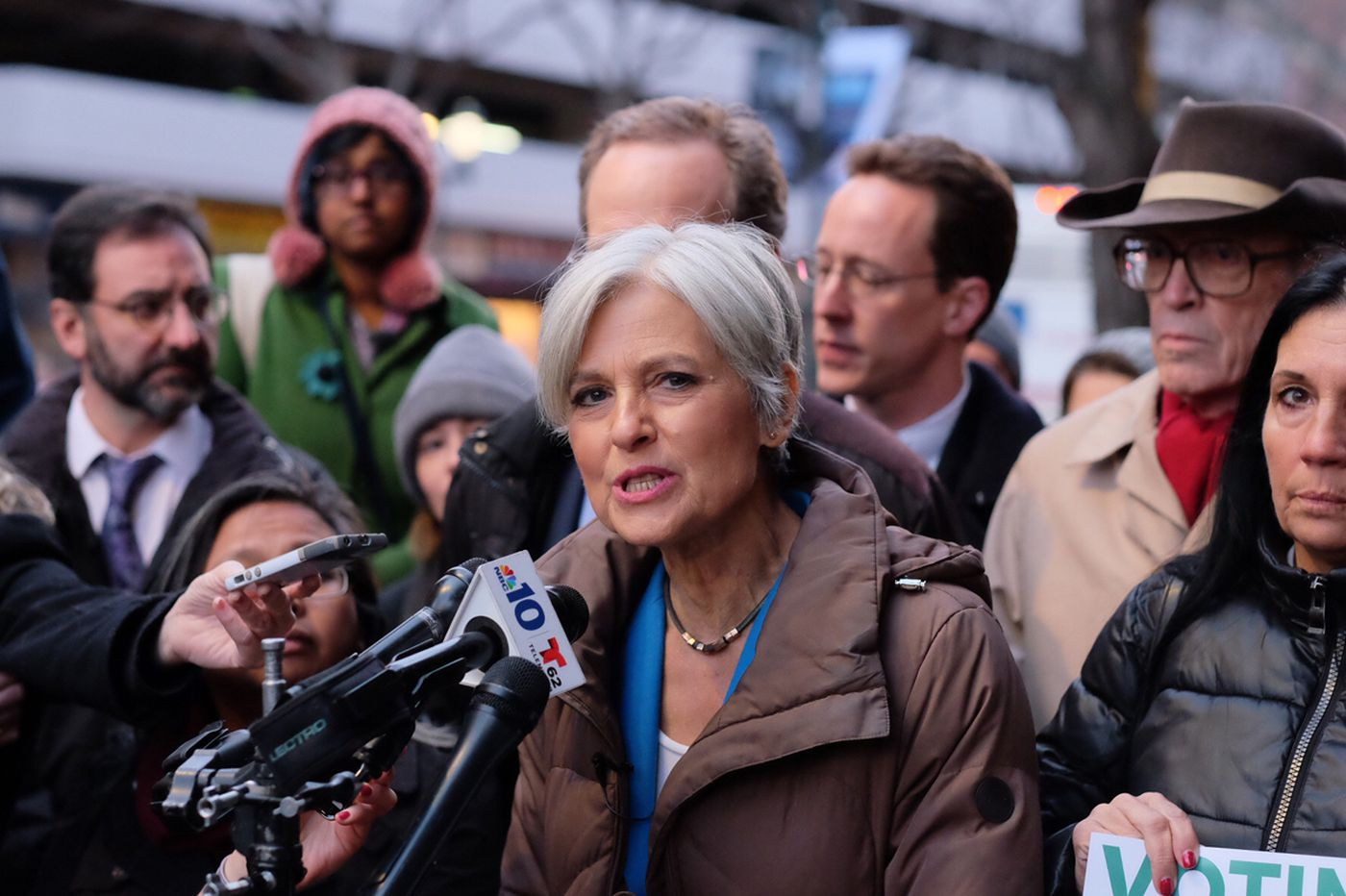 Federal judge to Jill Stein on recount request: Too little, too late