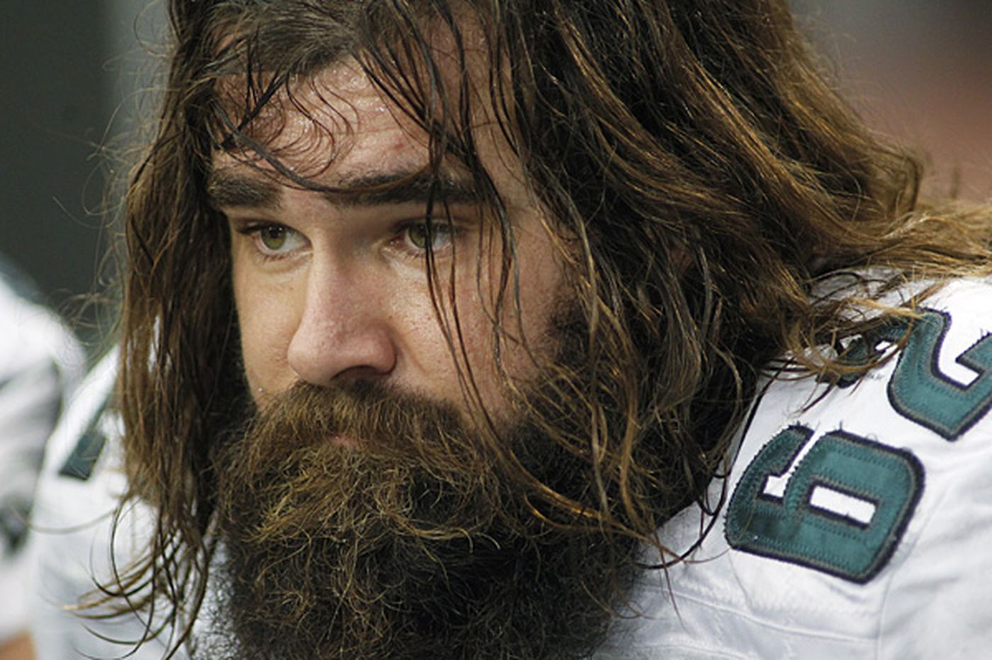 Eagles center Jason Kelce to eat at Wing Bowl
