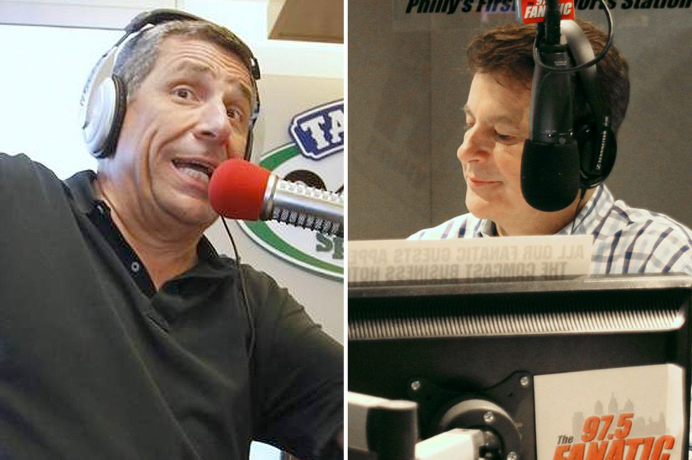 Missanelli down, Cataldi still dominant in latest Philly sports radio ratings